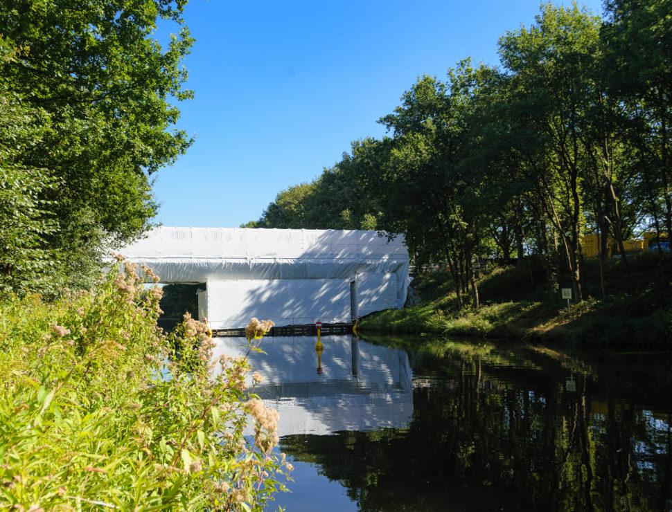 Brug Miekoeksebrug, Heerdijk