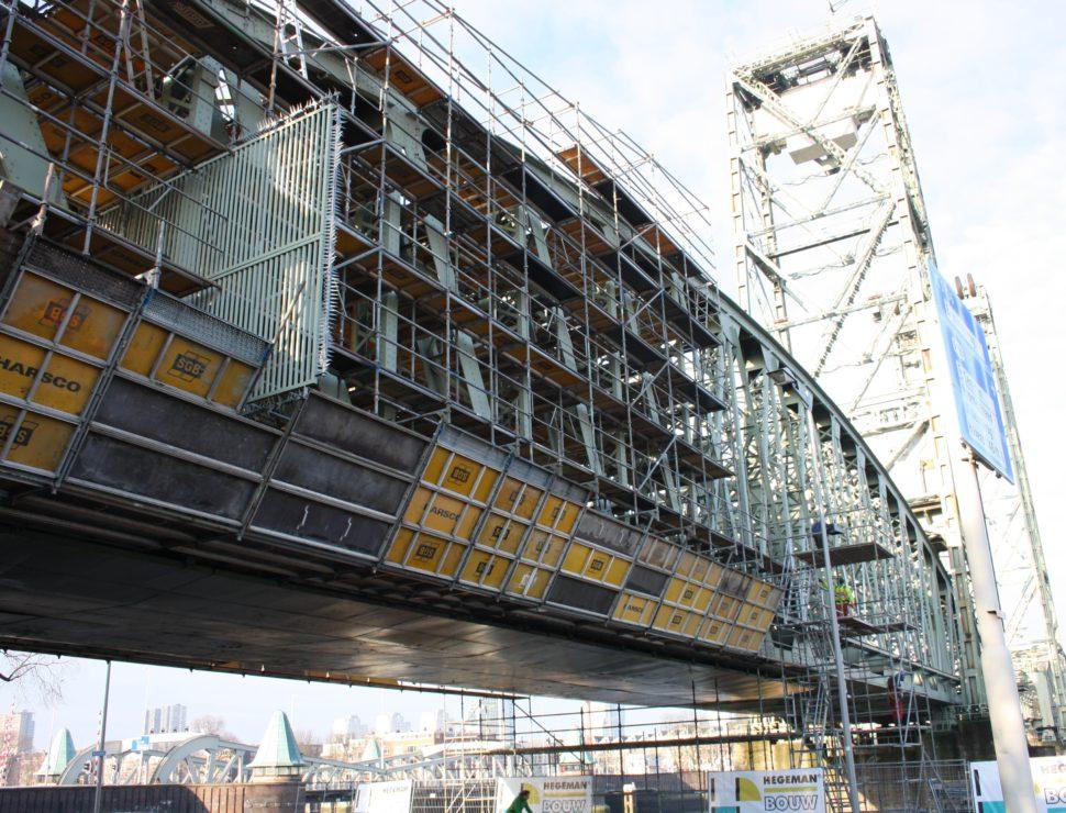 Koningshavenbrug (De Hef), Rotterdam